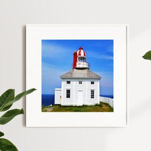 """Lightkeepers 8""""x10"""" Print Limited"""